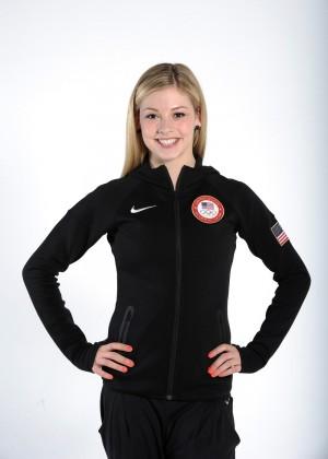 Gracie Gold Photos: Olympic 2014 Media Summit PhotoShoot -06