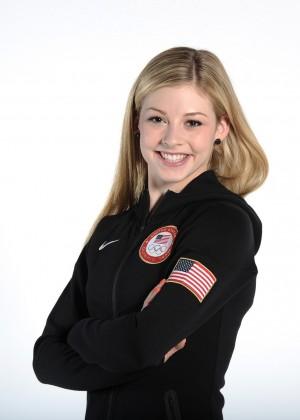 Gracie Gold Photos: Olympic 2014 Media Summit PhotoShoot -07