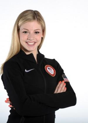 Gracie Gold Photos: Olympic 2014 Media Summit PhotoShoot -11