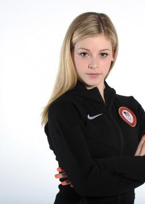 Gracie Gold Photos: Olympic 2014 Media Summit PhotoShoot -13
