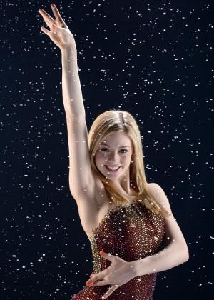 Gracie Gold Photos: Olympic 2014 Media Summit PhotoShoot -14