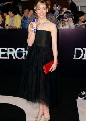 Gracie Gold: Divergent Premiere -01