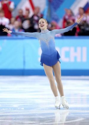 Gracie Gold: Sochi 2014 Figure Skating   -01