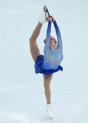Gracie Gold: Sochi 2014 Figure Skating   -02