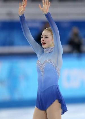 Gracie Gold: Sochi 2014 Figure Skating   -04