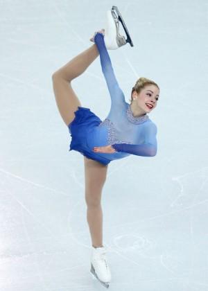 Gracie Gold: Sochi 2014 Figure Skating   -05