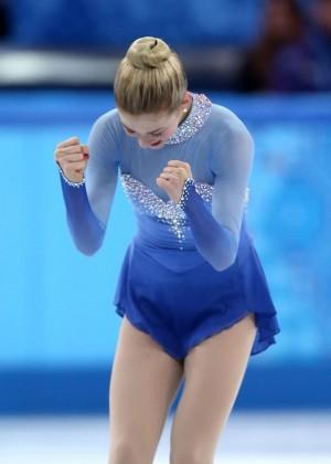 Gracie Gold: Sochi 2014 Figure Skating   -06