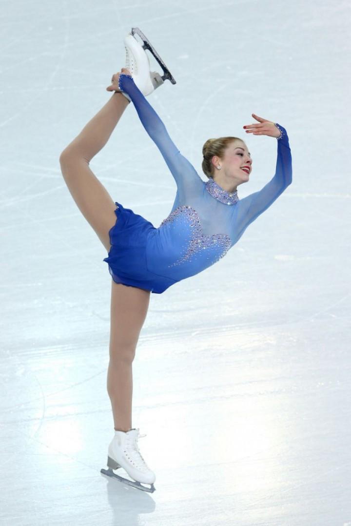 Gracie Gold: Sochi 2014 Figure Skating   -07