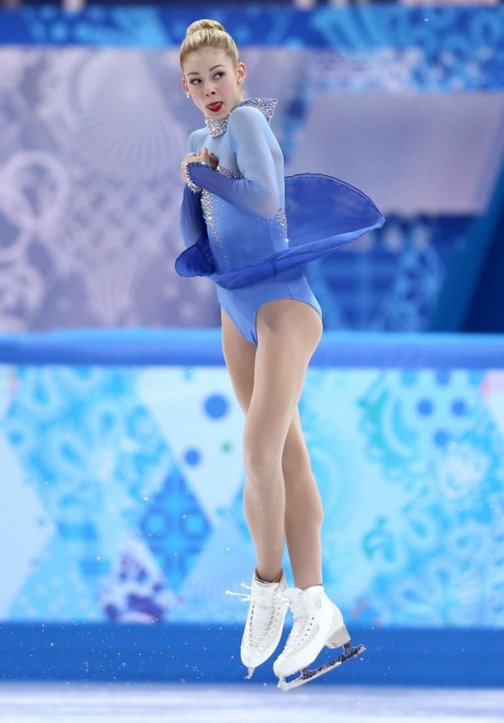 Gracie Gold: Sochi 2014 Figure Skating   -08