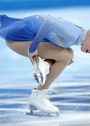Gracie Gold: Sochi 2014 Figure Skating   -09