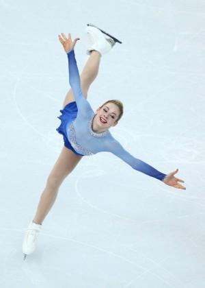 Gracie Gold: Sochi 2014 Figure Skating   -10