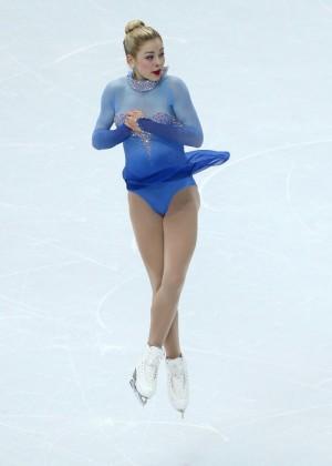 Gracie Gold: Sochi 2014 Figure Skating   -16