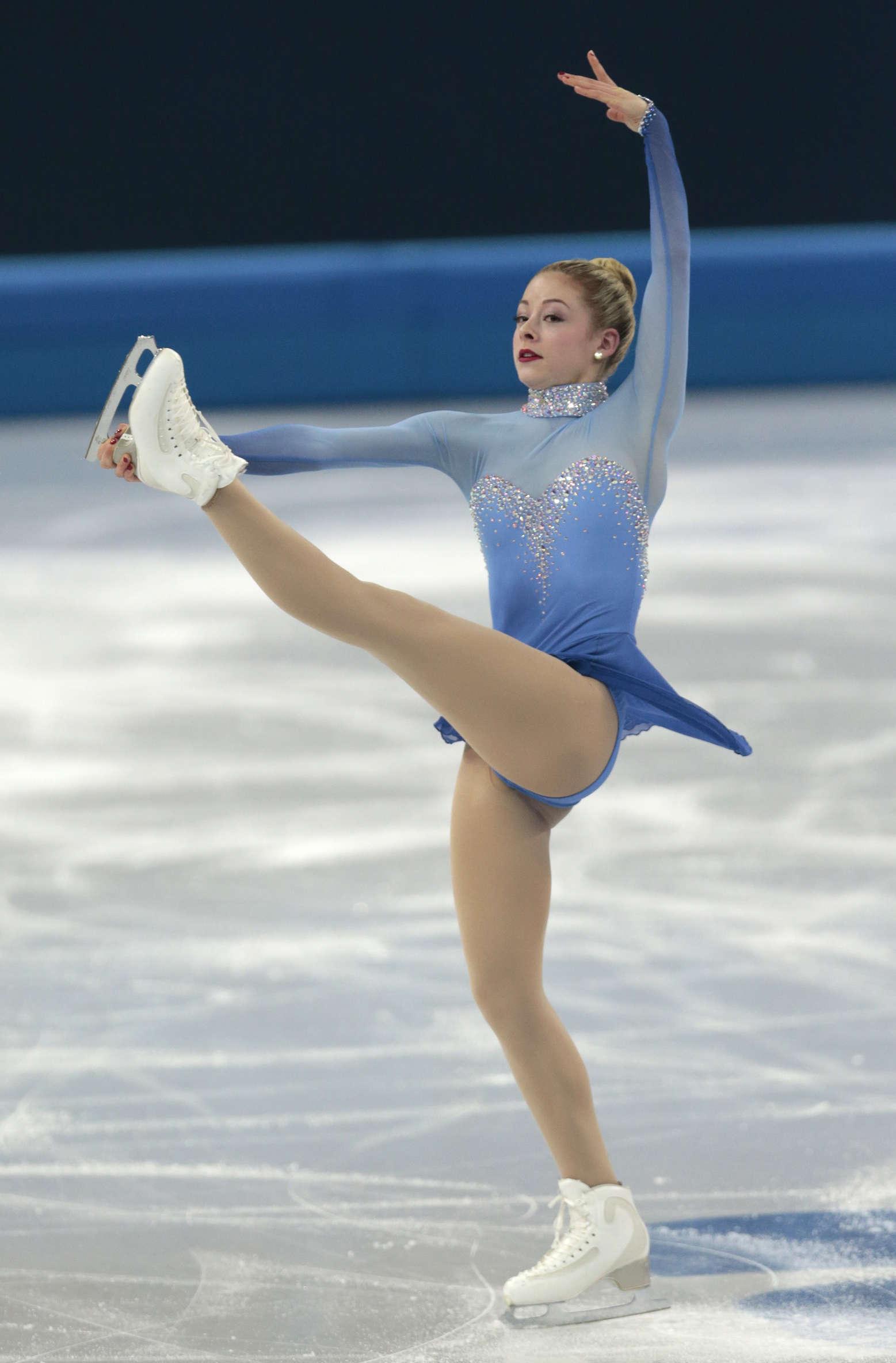 Gracie Gold Sochi Winter Olympics Gotceleb