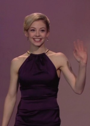 Gracie Gold: The Tonight Show with Jay Leno -03