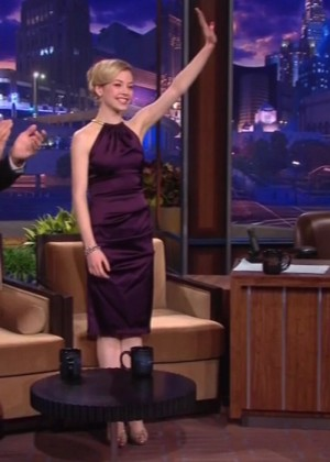 Gracie Gold: The Tonight Show with Jay Leno -04
