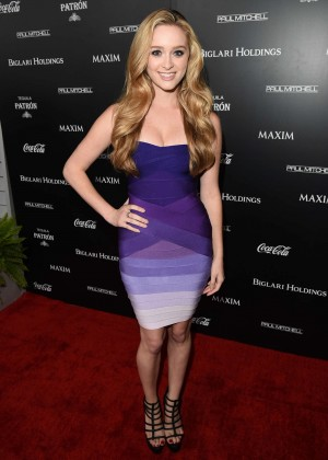 Greer Grammer: 2014 Maxim Hot 100 -05