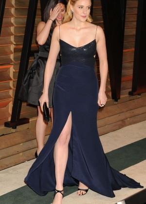 Greta Gerwig: Oscar 2014 - Vanity Fair Party -04