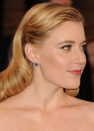 Greta Gerwig: Oscar 2014 - Vanity Fair Party -09