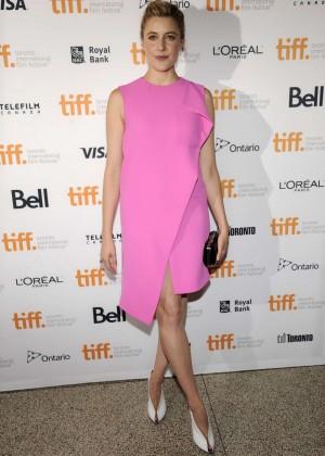 "Greta Gerwig - ""The Humbling"" TIFF Premiere in Toronto"