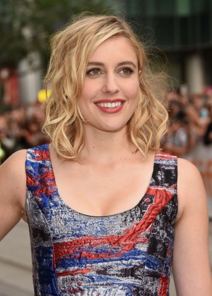 "Greta Gerwig - ""While We're Young"" TIFF 2014 Premiere in Toronto"
