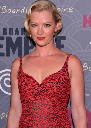 "Gretchen Mol - ""Boardwalk Empire"" Season 5 Premiere in NYC"