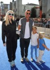 Gwen Stefani with family at Monsters University premiere -01