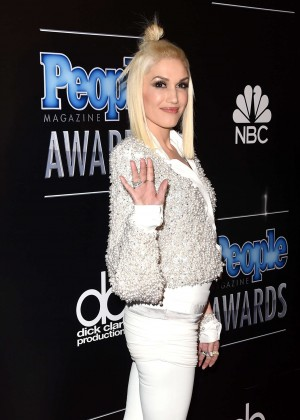Gwen Stefani - 2014 PEOPLE Magazine Awards in Beverly Hills
