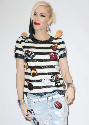 Gwen Stefani - Z100's Jingle Ball 2014 in NYC