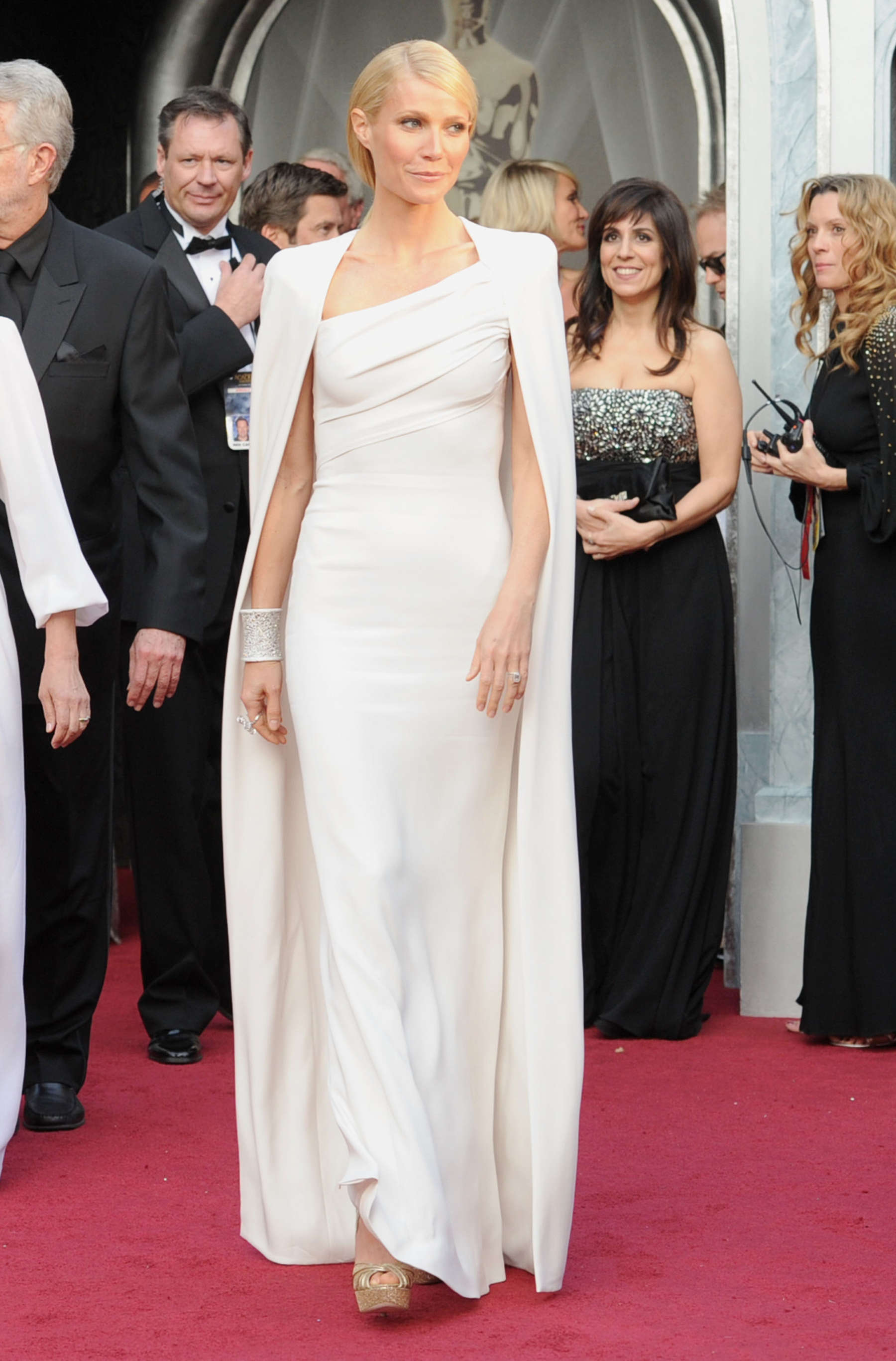 Gwyneth Paltrow opens up about her Oscars fashion disasters pics
