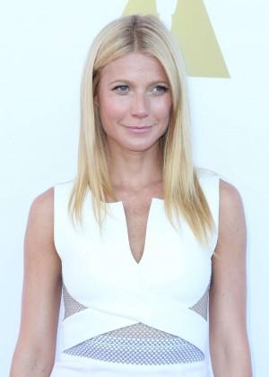 Gwyneth Paltrow - 2014 AMPAS Hollywood Costume Luncheon in LA