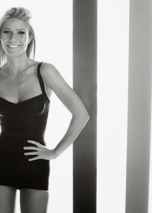 Gwyneth Paltrow - Harper's Bazaar UK Magazine (February 2015)