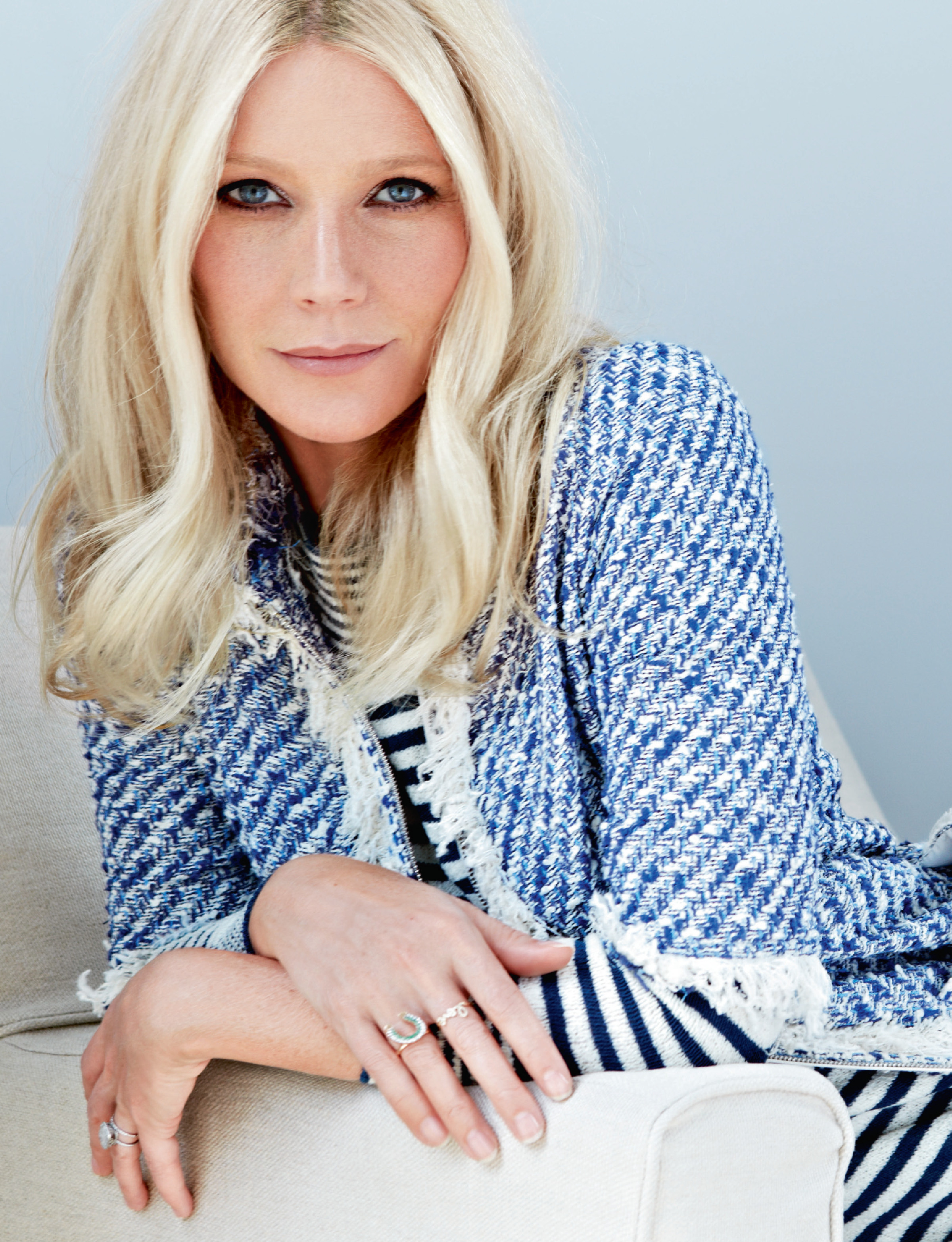Gwyneth Paltrow - Red UK Magazine (December 2013) - GotCeleb Gwyneth Paltrow
