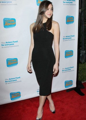 Hailee Steinfeld - 2014 Looking Ahead Awards in LA