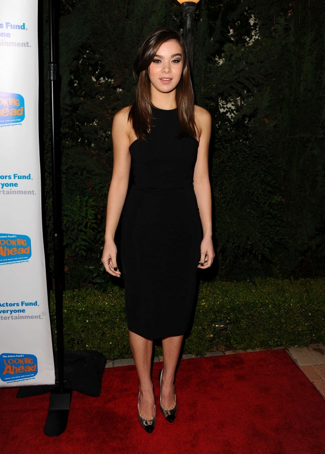 Hailee Steinfeld: 2014 Looking Ahead Awards -21