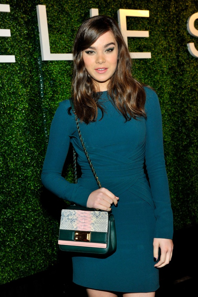 Hailee Steinfeld – Elie Saab Private Dinner Party in Los Angeles