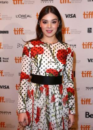 "Hailee Steinfeld - ""The Keeping Room"" TIFF Premiere in Toronto"