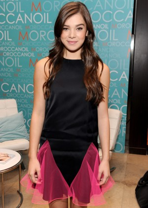 Hailee Steinfeld - Variety Studio Presented by Moroccanoil at TIFF 2014 in Toronto