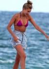 Hailey Baldwin in Bikini in Miami -04