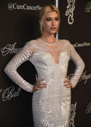 Hailey Baldwin - Gabrielle's Angel Foundation Angel Ball 2014 in NYC