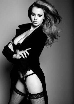 Hailey Clauson for Flaunt Magazine 2014 -01