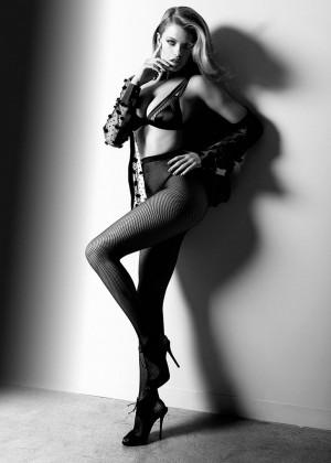 Hailey Clauson for Flaunt Magazine 2014 -05