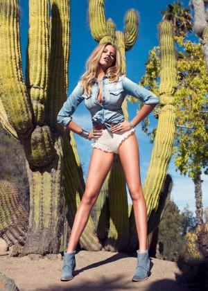 Hailey Clauson: Guess Magazine -07