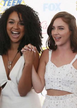 Haley Ramm - 2014 Teen Choice Awards