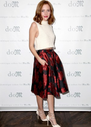 Haley Ramm: Dominique Cohen For Miss Me Holiday Capsule Collection Launch -01