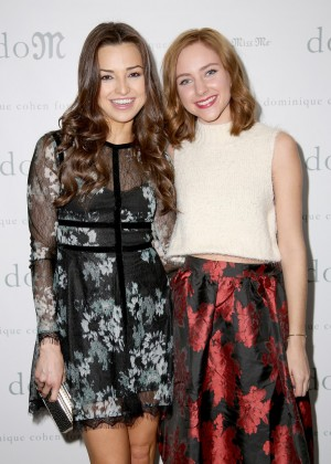 Haley Ramm: Dominique Cohen For Miss Me Holiday Capsule Collection Launch -08
