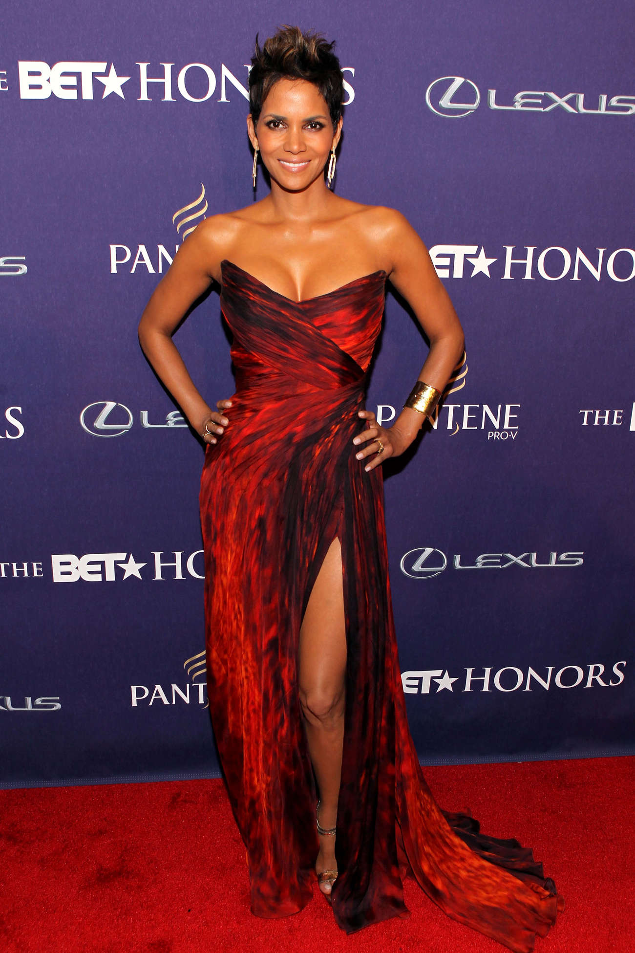 Halle Berry 2013 Bet Honors In Washington Gotceleb