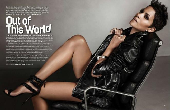 Halle Berry - Emmy Magazine N 06 2014