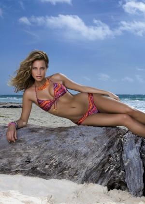 Hannah Davis: Luli Fama Bikini Shoot -03