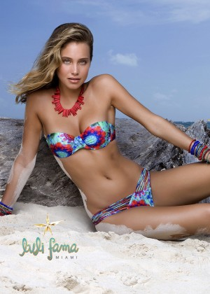 Hannah Davis: Luli Fama Bikini Shoot -06