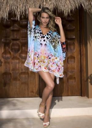 Hannah Davis: Luli Fama Bikini Shoot -10